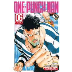 ONE-PUNCH MAN - 6 - LA PRÉDICTION