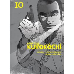 INSPECTEUR KUROKÔCHI - TOME 10