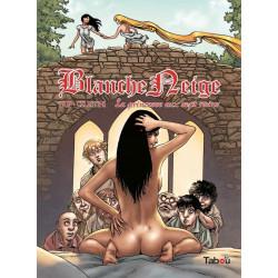 BLANCHE NEIGE (TRIF) - 2 - LA PRINCESSE AUX SEPT NAINS