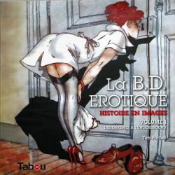BD ÉROTIQUE (LA) - HISTOIRE EN IMAGES - 1 - DES ORIGINES À L'UNDERGROUND