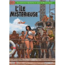 MELONIE SWEET - 2 - L'ÎLE MYSTÉRIEUSE