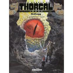 THORGAL (LES MONDES DE) - LOUVE - 7 - NIDHOGG