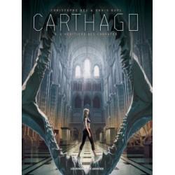 CARTHAGO - 6 - L'HÉRITIÈRE DES CARPATES