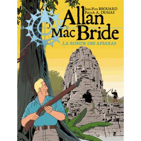ALLAN MAC BRIDE - T5 - LA DANSE DES ASPARAS