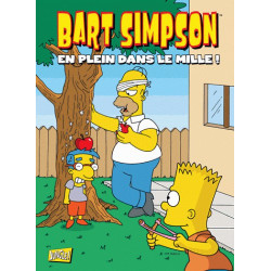 BART SIMPSON (JUNGLE !) - 13 - EN PLEIN DANS LE MILLE!