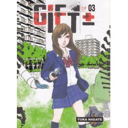 GIFT ± (GIFT PLUS MINUS) - 3 - VOL. 03
