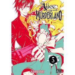 ALICE IN MURDERLAND - TOME 5