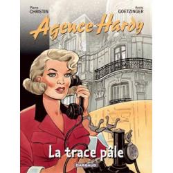 AGENCE HARDY - 2 - LA TRACE PÂLE