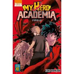 MY HERO ACADEMIA - 9 - FREMISSEMENT