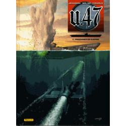 U-47 T11-PRISONNIER DE GUERRE+DOC
