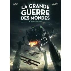 GRANDE GUERRE DES MONDES (LA) - 1 - LA CHOSE SOUS LES TRANCHÉES