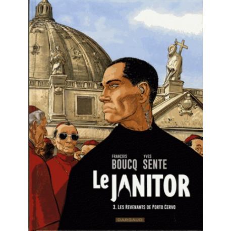 LE JANITOR- T3 - REVENANTS DE PORTO CERVO