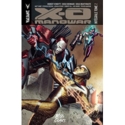 X-O MANOWAR - INTÉGRALE TOME 1