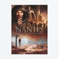 NANTES - 1 - DE SAINT FELIX À GILLES DE RAY