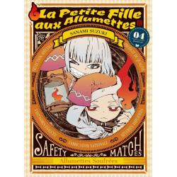 LA PETITE FILLE AUX ALLUMETTES - 3
