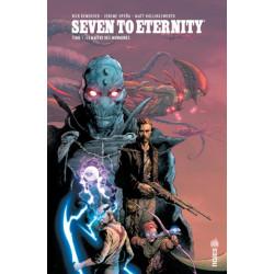 SEVEN TO ETERNITY - 1 - LE MAÎTRE DES MURMURES - ED N/B