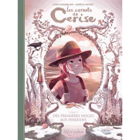 CARNETS DE CERISE (LES) - 4 - LA DÉESSE SANS VISAGE