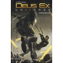 DEUS EX MACHINA - TOME 4