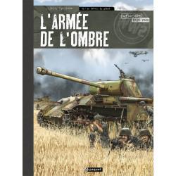ARMEE DE L'OMBRE - T4 - DOS TOILE