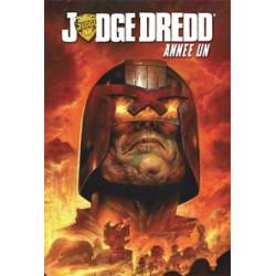JUDGE DREDD : ANNEE UN