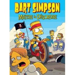 BART SIMPSON (JUNGLE !) - 15 - MAITRE DU DESORDRE