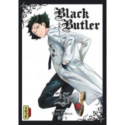 BLACK BUTLER - 25 - BLACK BURGLAR