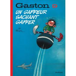 GASTON (ÉDITION 2018) - 9 - UN GAFFEUR SACHANT GAFFER