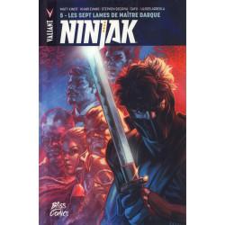NINJAK - 4 - LE SIÈGE DE KING'S CASTLE