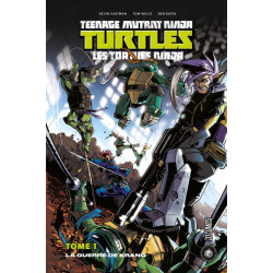 TORTUES NINJA ONGOING, T1 : KRANG WAR