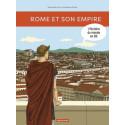 HISTOIRE DU MONDE EN BD (L') (JOLY-OLIVIER) - 1 - ROME ET SON EMPIRE