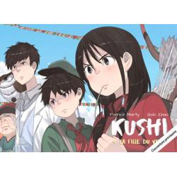 KUSHI - 4 - LA FILLE DU VENT