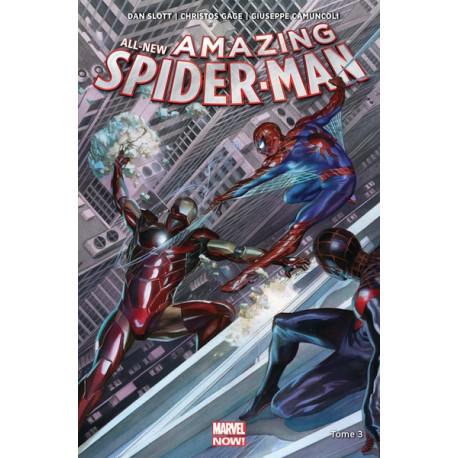 ALL-NEW AMAZING SPIDER-MAN (MARVEL NOW!) - 3 - JEU DE POUVOIR