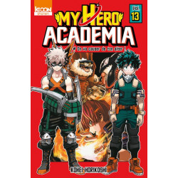 MY HERO ACADEMIA - 13
