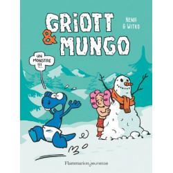 GRIOTT ET MUNGO T3 - UN MONSTRE !