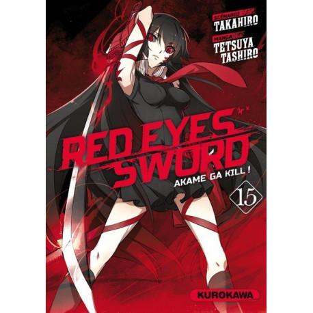 RED EYES SWORD - AKAME GA KILL ! - TOME 15