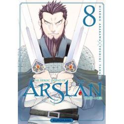 THE HEROIC LEGEND OF ARSLÂN - 8