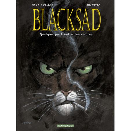 BLACKSAD - 1 - QUELQUE PART ENTRE LES OMBRES