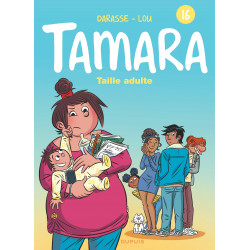 TAMARA - 16 - TAILLE ADULTE