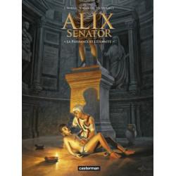 ALIX SENATOR - 6 - LA MONTAGNE DES MORTS
