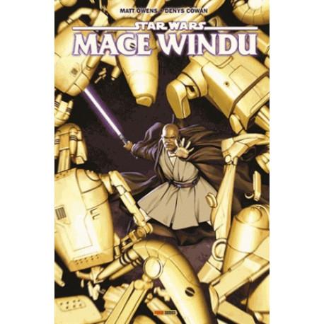 Star Wars Mace Windu