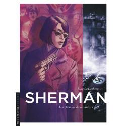SHERMAN - 8 - LES CHEMINS DE JEANNIE. 1969