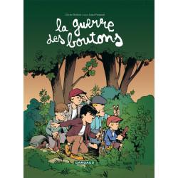 GUERRE DES BOUTONS (LA) (BERLION) - 1 - L'HONNEUR DES LONGEVERNE