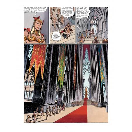 THORGAL (LES MONDES DE) - KRISS DE VALNOR - 1 - JE N'OUBLIE RIEN !