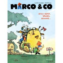 MARCO & CO - 1 - ADIEU VEAUX, VACHES, COCHONS...