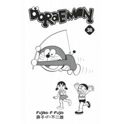 DORAEMON, LE CHAT VENU DU FUTUR - TOME 38