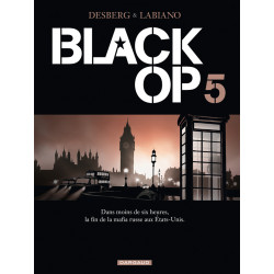BLACK OP - TOME 5