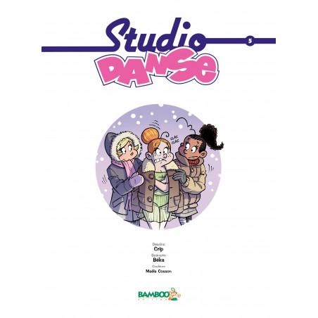 STUDIO DANSE - TOME 5