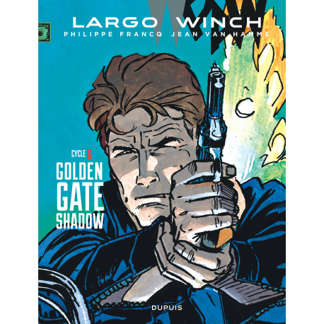 LARGO WINCH - DIPTYQUES - TOME 6 - LARGO WINCH - DIPTYQUES (TOMES 11 & 12)