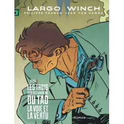 LARGO WINCH - DIPTYQUES - TOME 8 - LARGO WINCH - DIPTYQUES (TOMES 15 & 16)