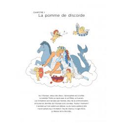 MYTHOLOGIE EN BD (LA) - 9 - LA GUERRE DE TROIE ET L'ILIADE